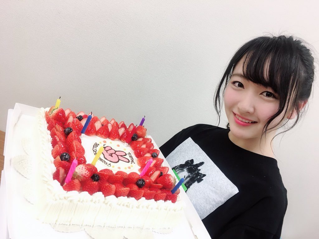 STU48の2018年3月16日「石田千穂 生誕祭」