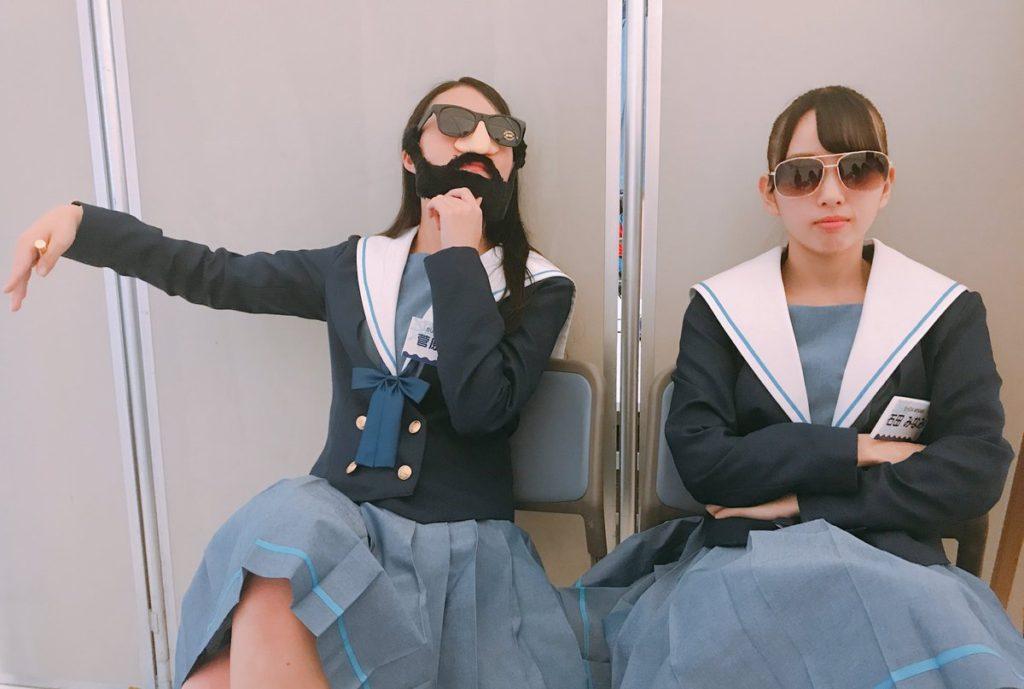 STU48の2018年3月18日『せとうちめぐり@イオンモール広島祇園』