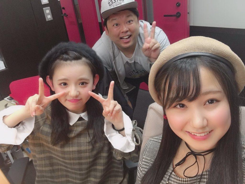 STU48のちりめんパーティー備忘録『兵頭葵&峯吉愛梨沙』※2018年12月8日