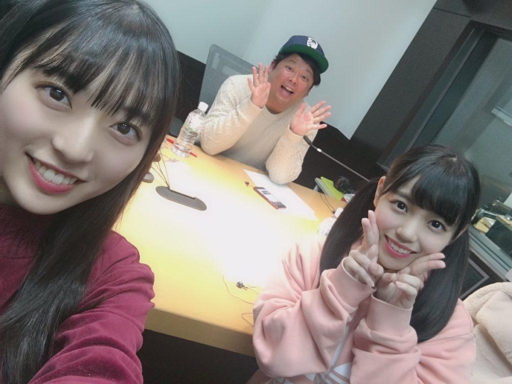STU48のちりめんパーティー備忘録『今村美月&岩田陽菜』 ※2018年12月15日放送