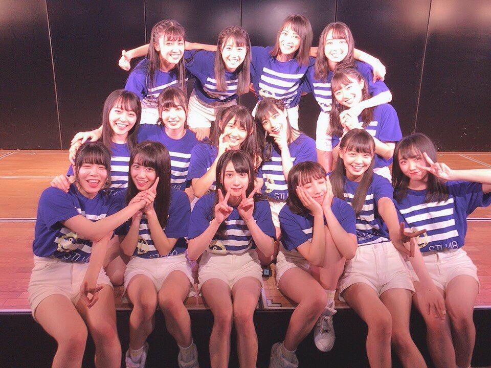 【STU48】AKB48劇場出張公演1日目トピックス&セットリスト (2019年1月16日)